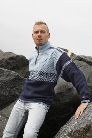 Norske striktrøjer fra Gjestal uld Spinneri